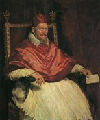 Diego Velazquez - Pope Innocent X