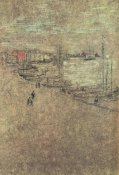 James McNeill Whistler - From The Cafe Orientale 1879