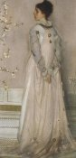 James McNeill Whistler - Mrs Frances Leyland