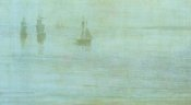 James McNeill Whistler - Nocturne The Solent 1866