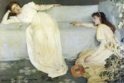 James McNeill Whistler - Symphony In White