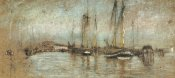 James McNeill Whistler - The Little Riva In Opal 1879