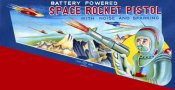 Retrobot - Space Rocket Pistol