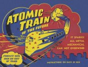 Retrobot - Atomic Train of the Future