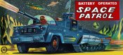 Retrobot - Space Patrol