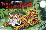 Retrobot - Tricky Action Tiger