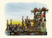 Unknown - Theatre - Mardi Gras Parade Float Design