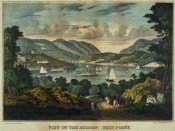 Unknown - View on the Hudson - West Point