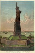 Unknown - Liberty enlightening the world