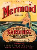 Unknown - Mermaid Brand Smoked Sardines