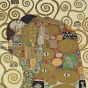 Gustav Klimt - The Embrace