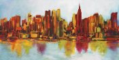 Claude Becaud - New York Abskyline