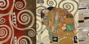 Klimt Patterns - The Embrace
