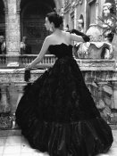 Genevieve Naylor - Black Evening Dress, Roma 1952