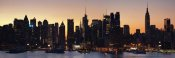 Andria Patino - Midtown Manhattan Skyline