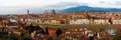 Vadim Ratsenskiy - Panoramic view of Florence