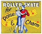 Retrorollers - Roller Skate for Poise & Charm