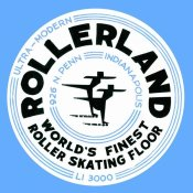 Retrorollers - Rollerland World's Finest Roller Skating Floor