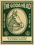 Phillumenart - The Goda Head M