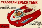 Retrotrans - Cragstan Space Tank