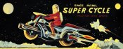 Retrotrans - Space Patrol Super Cycle