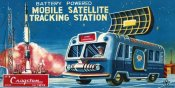 Retrotrans - Mobile Satellite Tracking Station