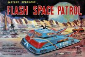 Retrotrans - Flash Space Patrol