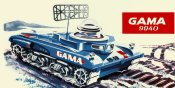 Retrotrans - Gama 9940 Space Tank