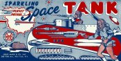 Retrotrans - Planet Patrol Sparkling Space Tank