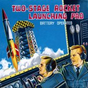 Retrorocket - Two-Stage Rocket Launching Pad