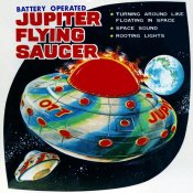 Retrorocket - Jupiter Flying Saucer
