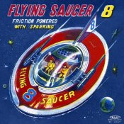 Retrorocket - Flying Saucer 8