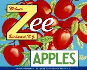 Retrolabel - Zee Apples