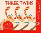 Retrolabel - Three Twins Mild Panatelas