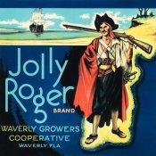 Retrolabel - Jolly Roger Brand