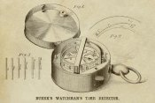 Inventions - Buerk's Watchman's Time Detector