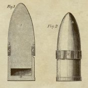 Inventions - Improved Artillery Shell