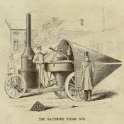 Inventions - Baltimore Steam Gun
