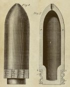 Inventions - Exploding Artillery Shell for Breech-Loaders