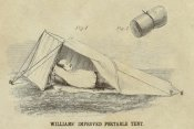 Inventions - William's Improved Portable Tent