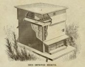 Inventions - Ide's Improved Beehive