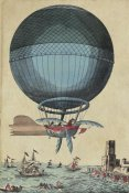 Inventions - Cross the English Channel in a Balloon