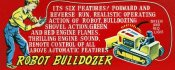 Retrobot - Robot Bulldozer - Six Features