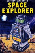 Retrobot - Space Explorer