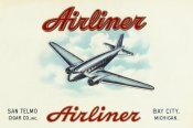Retrotravel - Airliner Brand Cigars