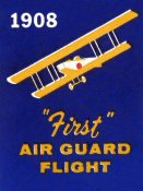 Retrotravel - 1908 First Air Guard Flight