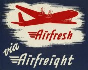 Retrotravel - Airfresh via Airfreight