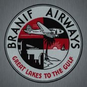 Retrotravel - Branif Airways - Great Lakes to the Gulf