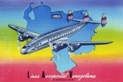 Retrotravel - Linea Aeropostal Venezolana; The Venezuelan Airline