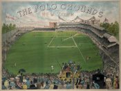 Vintage Sports - New York Polo Grounds
